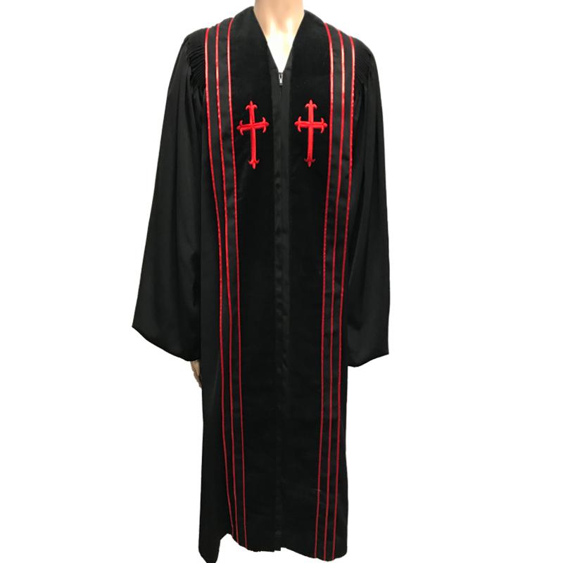 主教牧师服