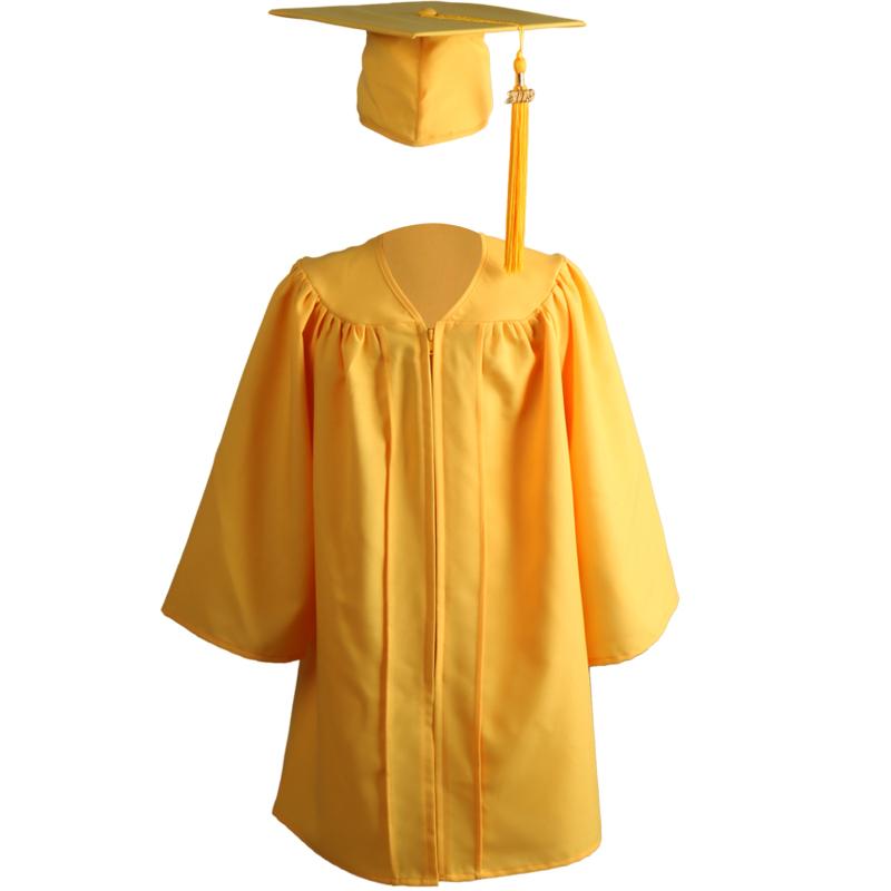 小孩毕业服