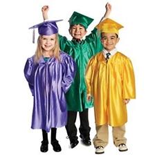 儿童针织袍