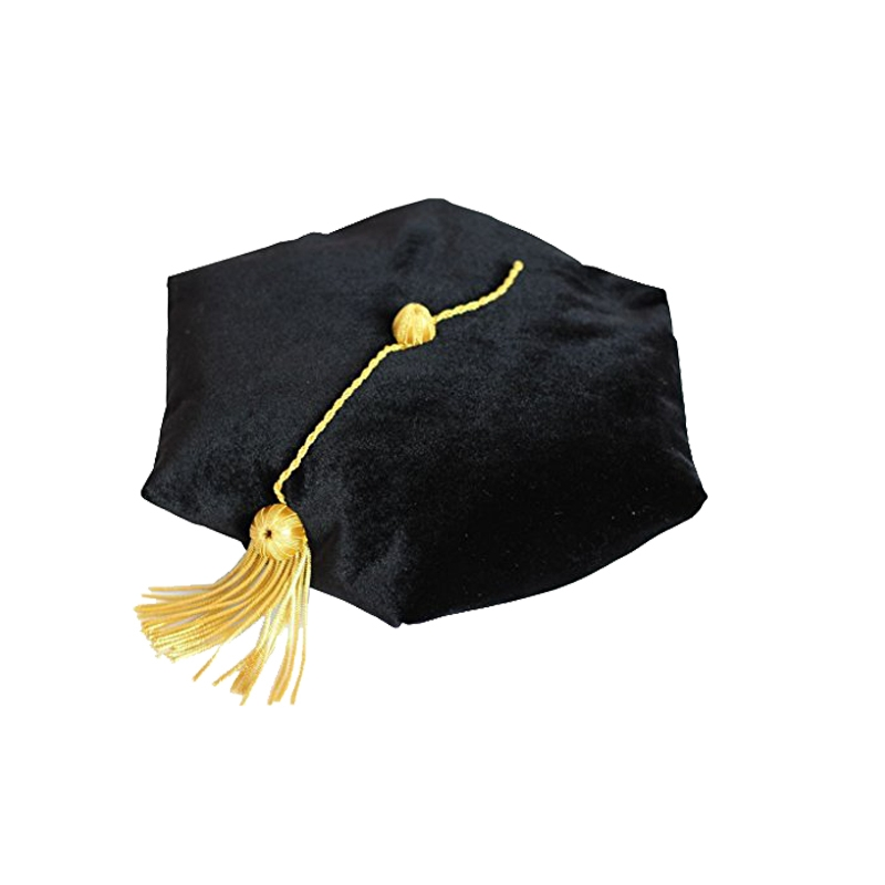 美式博士帽