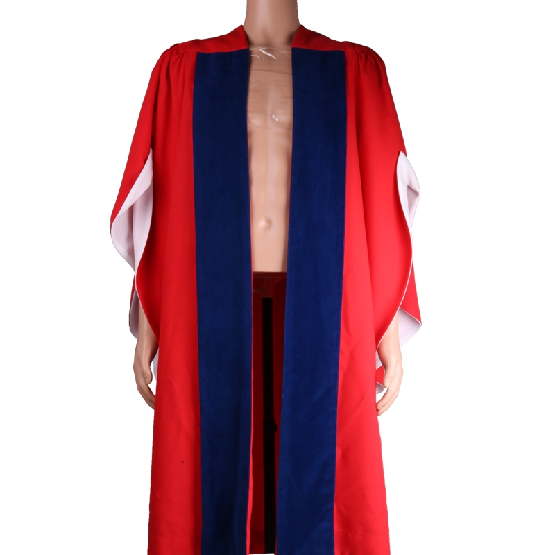英式毕业礼服